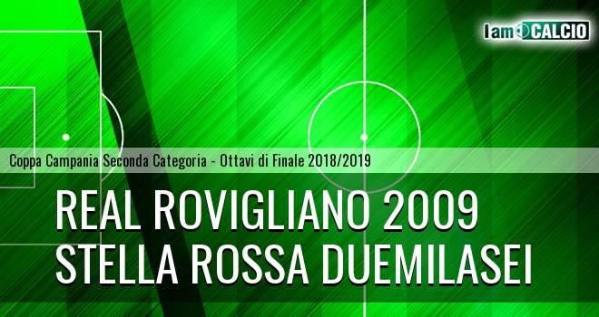 Real Rovigliano 2009 - Stella Rossa Duemilasei