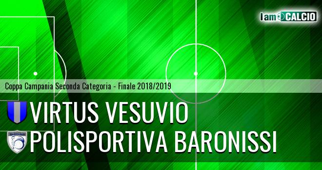 Virtus Vesuvio - Polisportiva Baronissi