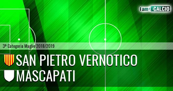 San Pietro Vernotico - Mascapati