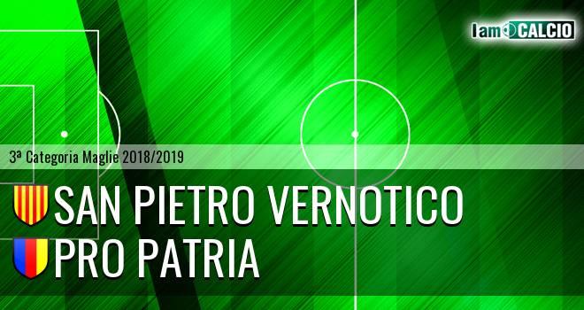 San Pietro Vernotico - Pro Patria