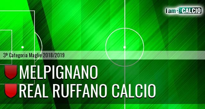 Melpignano - Real Ruffano Calcio