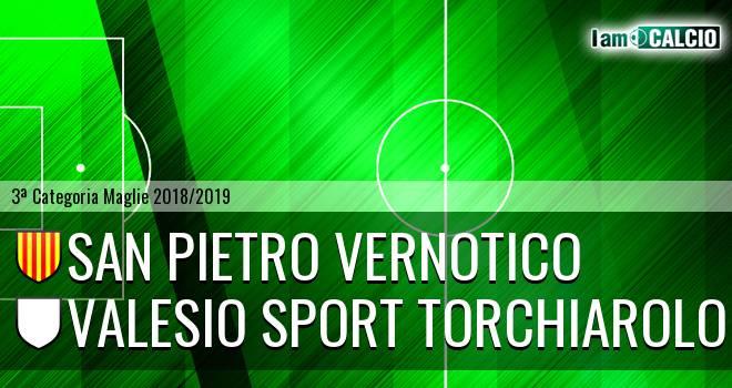 San Pietro Vernotico - Valesio Sport Torchiarolo