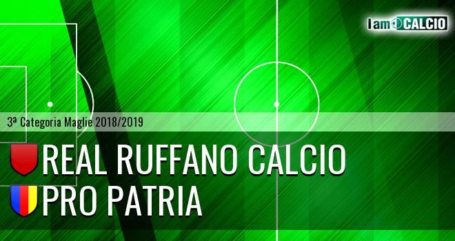 Real Ruffano Calcio - Pro Patria