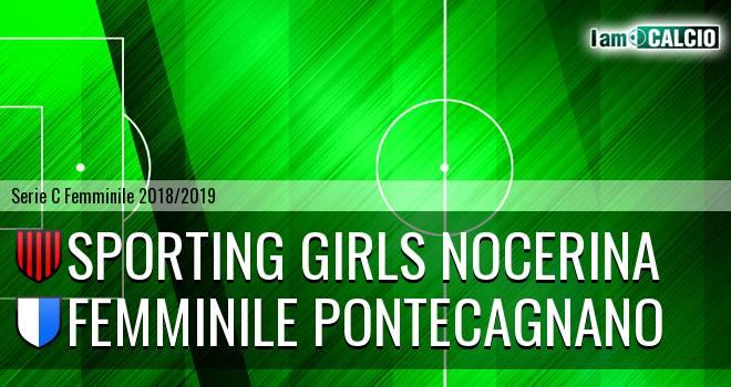 Fortitudo Nocerina Cf - Femminile Pontecagnano