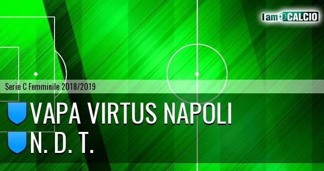 Vapa Virtus Napoli - N. D. T.