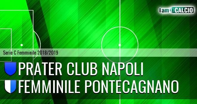 Prater Club Napoli - Femminile Pontecagnano
