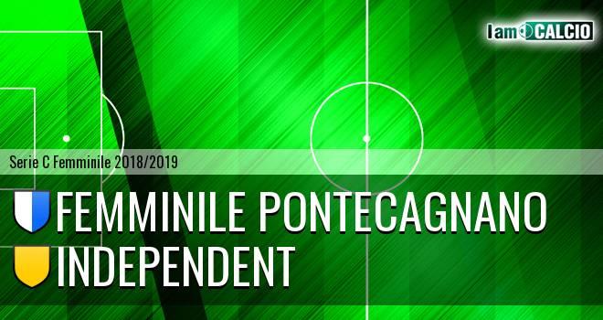 Femminile Pontecagnano - Independent