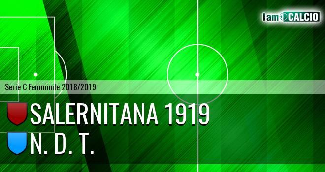 Salernitana 1919 - N. D. T.