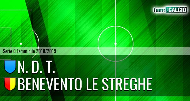 N. D. T. - Benevento Le Streghe