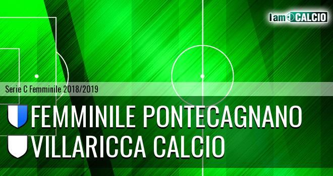 Femminile Pontecagnano - Villaricca Calcio