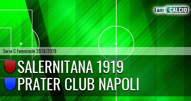 Salernitana 1919 - Prater Club Napoli
