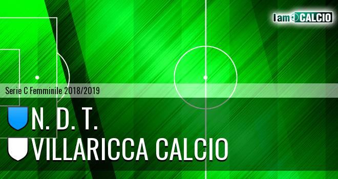 N. D. T. - Villaricca Calcio