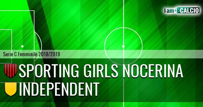Sporting Girls Nocerina - Independent