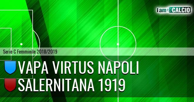 Vapa Virtus Napoli - Salernitana 1919