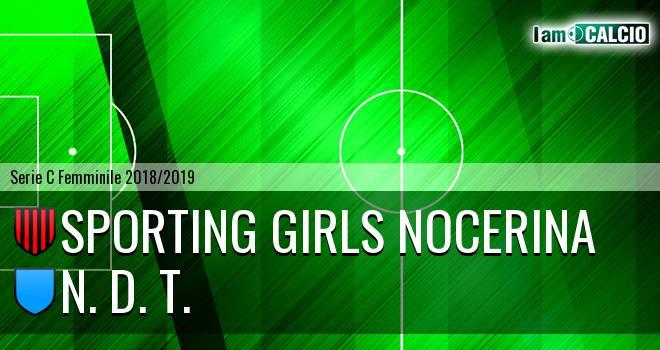 Sporting Girls Nocerina - N. D. T.