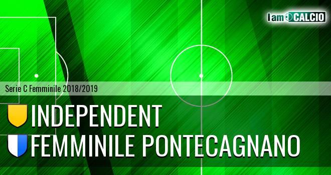 Independent - Femminile Pontecagnano