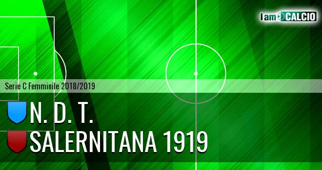 N. D. T. - Salernitana 1919