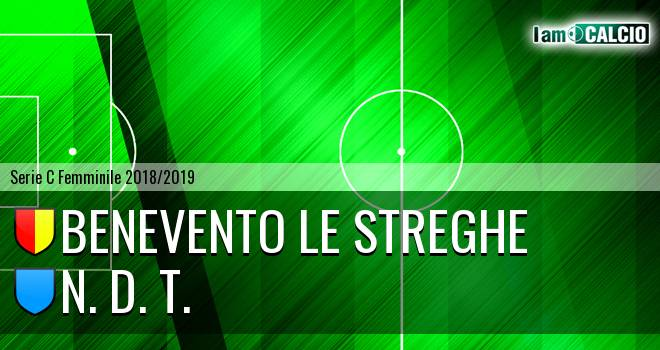 Benevento Le Streghe - N. D. T.