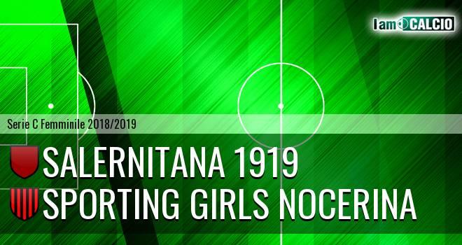 Salernitana 1919 - Fortitudo Nocerina Cf