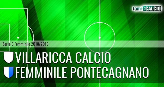 Villaricca Calcio - Femminile Pontecagnano