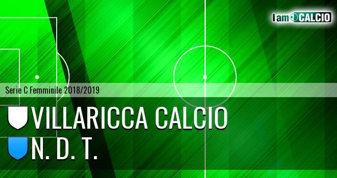 Villaricca Calcio - N. D. T.