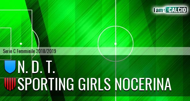 N. D. T. - Sporting Girls Nocerina