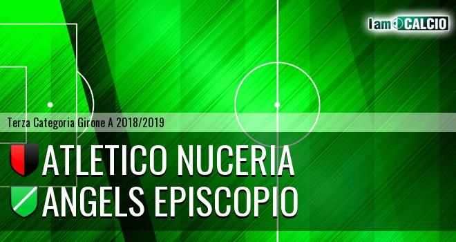 Atletico Nuceria - Angels Episcopio