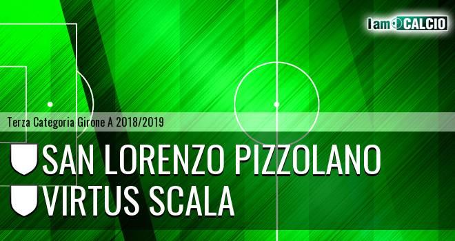 San Lorenzo Pizzolano - Virtus Scala