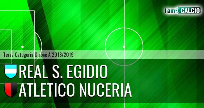 Real S. Egidio - Atletico Nuceria