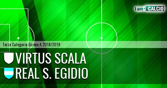 Virtus Scala - Real S. Egidio