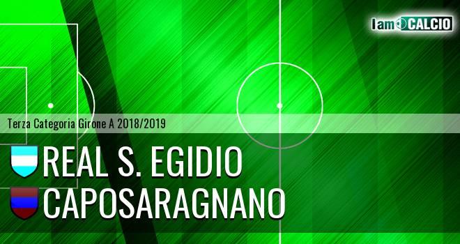 Real S. Egidio - Caposaragnano