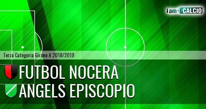 Futbol Nocera - Angels Episcopio