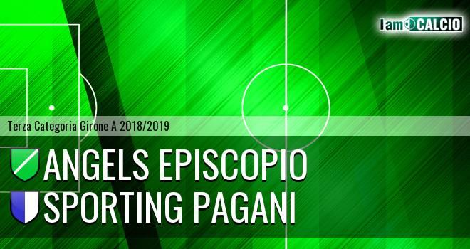 Angels Episcopio - Sporting Pagani
