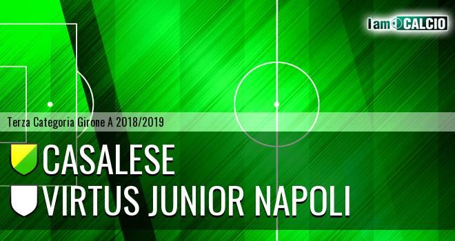 Casalese - Virtus Junior Napoli