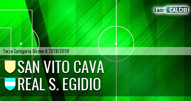 San Vito Cava - Sant'Egidio