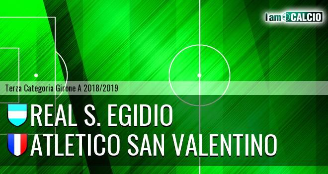 Real S. Egidio - Atletico San Valentino