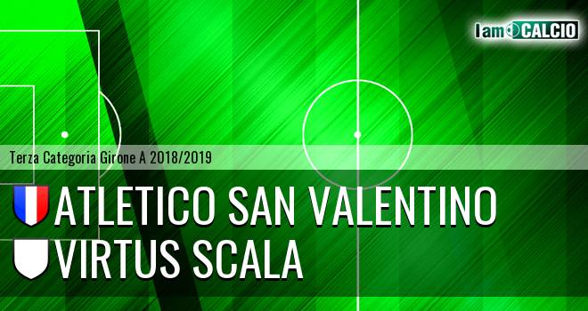 Atletico San Valentino - Virtus Scala