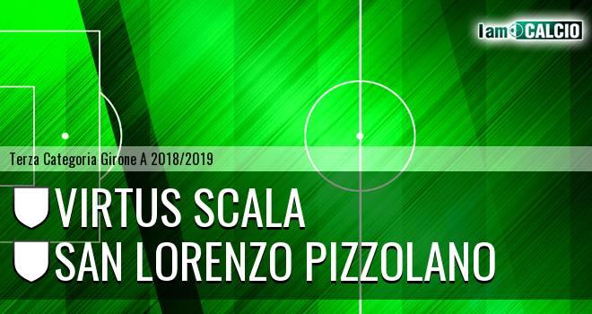 Virtus Scala - San Lorenzo Pizzolano