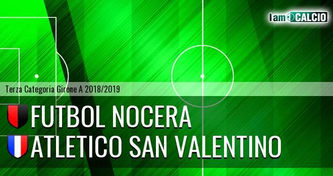 Futbol Nocera - Atletico San Valentino