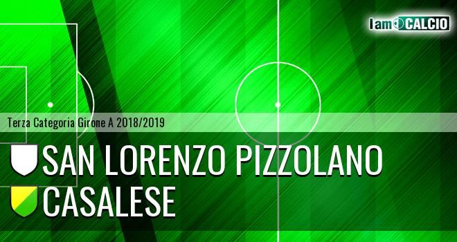 San Lorenzo Pizzolano - Casalese