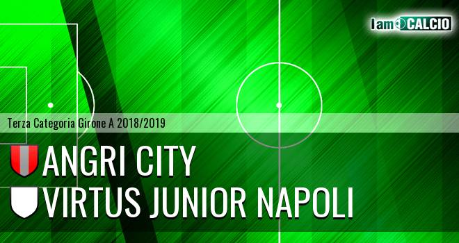 Angri City - Virtus Junior Napoli