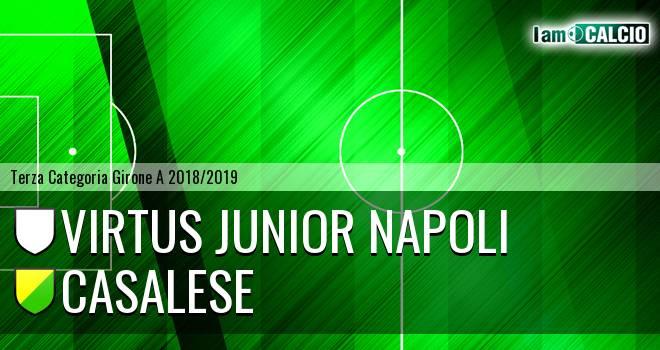 Virtus Junior Napoli - Casalese