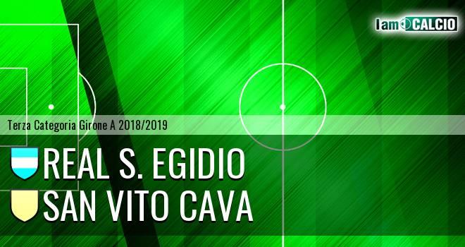 Sant'Egidio - San Vito Cava