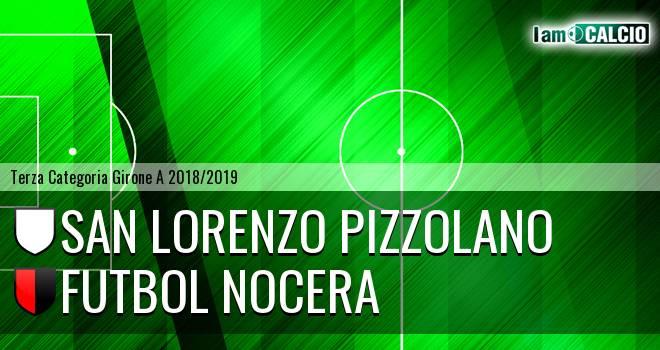 San Lorenzo Pizzolano - Futbol Nocera