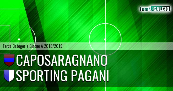 Caposaragnano - Sporting Pagani