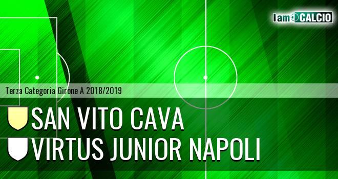 San Vito Cava - Virtus Junior Napoli