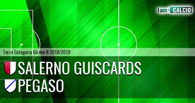 Salerno Guiscards - Pegaso