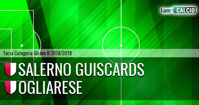 Salerno Guiscards - Ogliarese