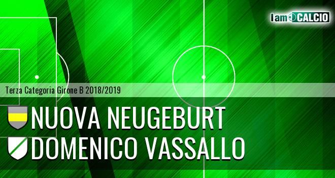 Nuova Neugeburt - Domenico Vassallo