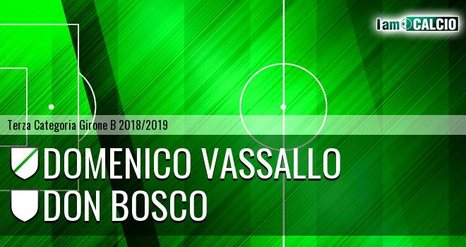 Domenico Vassallo - Don Bosco